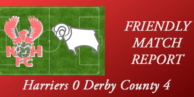 11-07-17 – Harriers 0 Derby County 4