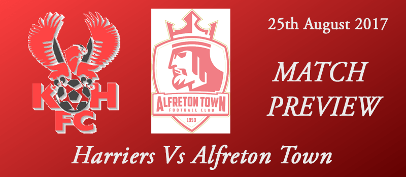 25-08-17 - Preview - Harriers Vs Alfreton Town