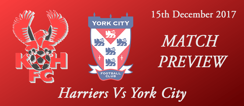 15-12-17 - Preview - Harriers Vs York City