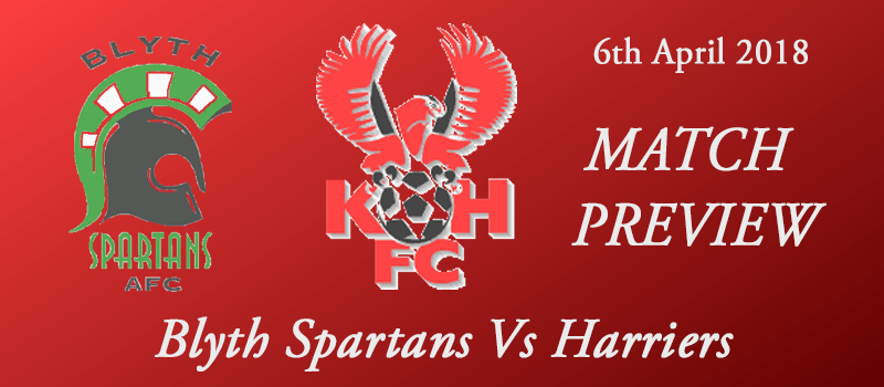 06-04-18 - Preview - Blyth Spartans Vs Harriers