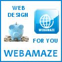Webamaze. A complete web design service