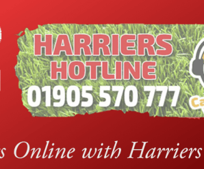 03-07-17 – Harriers Online with Harriers Hotline