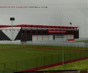 17-08-17 – Harriers announce new stadium plans