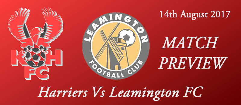 14-08-17 - Preview - Harriers Vs Leamington FC