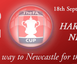 18-09-17 – All the way to Newcastle for the Cup