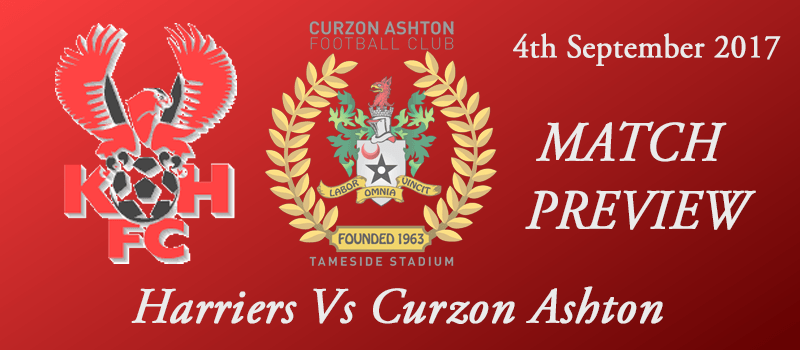 04-09-17 - Preview - Harriers Vs Curzon Ashton