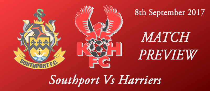 08-09-17 - Preview - Southport Vs Harriers