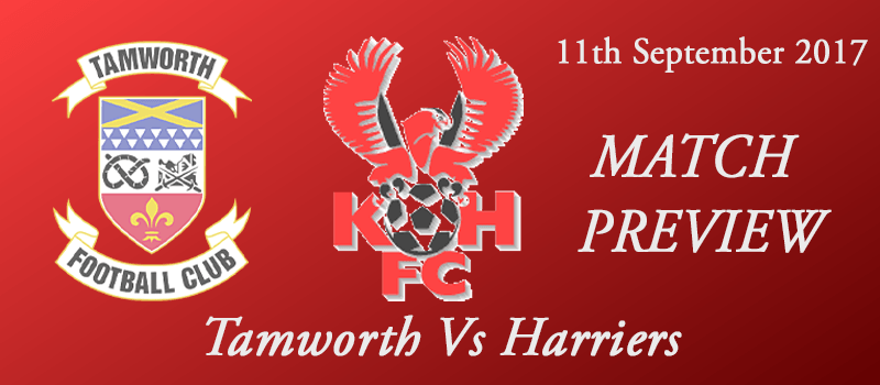 11-09-17 - Preview - Tamworth Vs Harriers