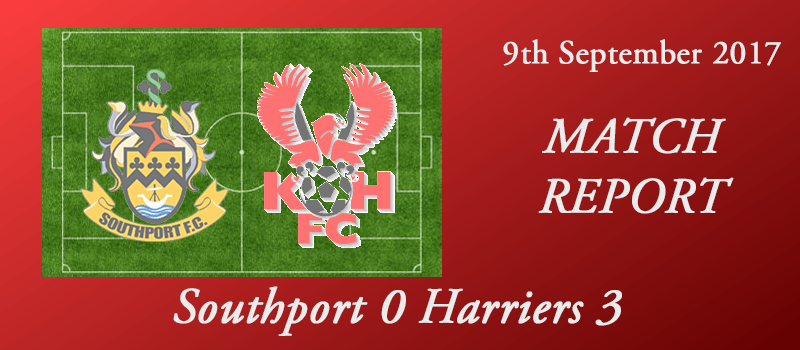 09-09-17 - Report - Southport 0 Harriers 3