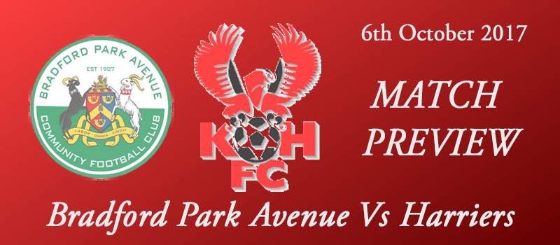 06-10-17 - Preview - Bradford Park Avenue Vs Harriers