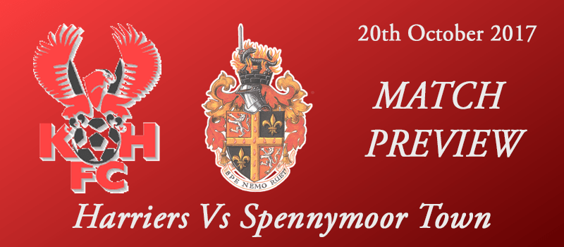 20-10-17 - Preview - Harriers Vs Spennymoor Town