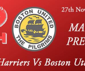 27-11-17 – Preview – Harriers Vs Boston Utd