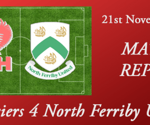 21-11-17 – Report – Harriers 4 North Ferriby Utd 0