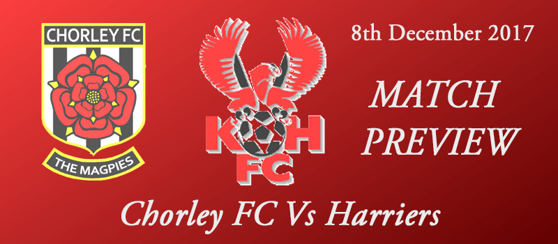 08-12-17 - Preview - Chorley FC Vs Harriers