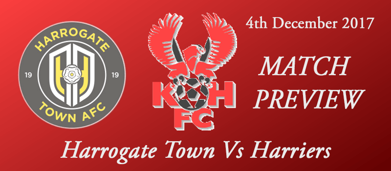 04-12-17 - Preview - Harrogate Town Vs Harriers