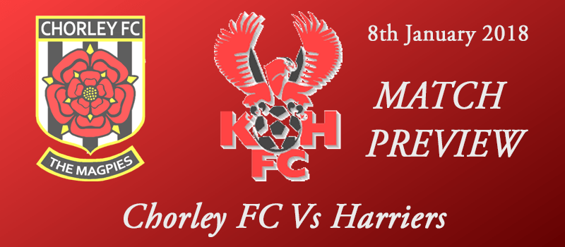 08-01-18 - Preview - Chorley FC Vs Harriers