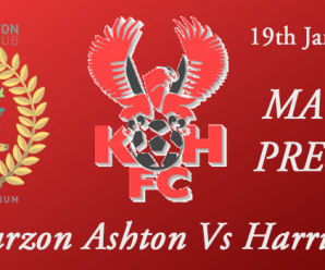 19-01-18 – Preview – Curzon Ashton Vs Harriers