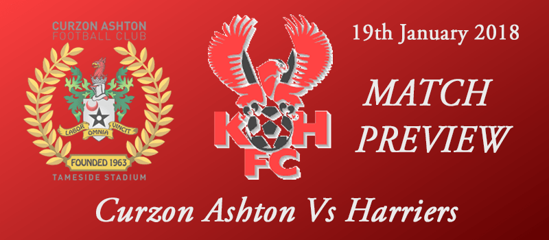 19-01-18 - Preview - Curzon Ashton Vs Harriers