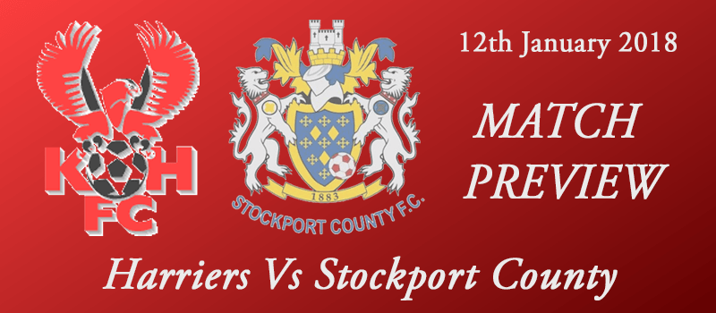 12-01-18 - Preview - Harriers Vs Stockport County