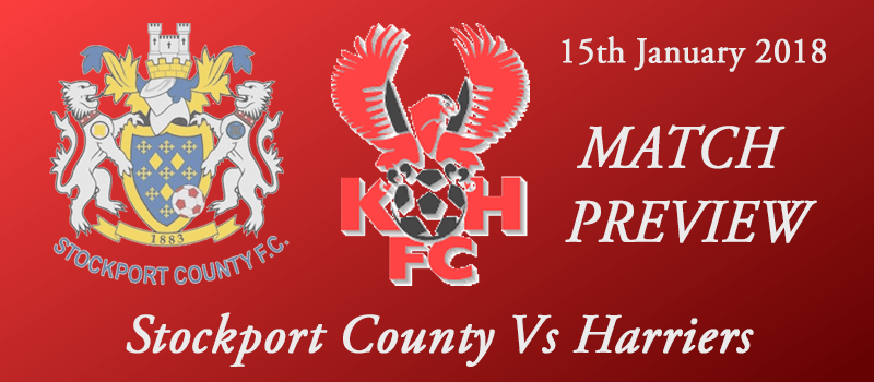 15-01-18 - Preview - Stockport County Vs Harriers