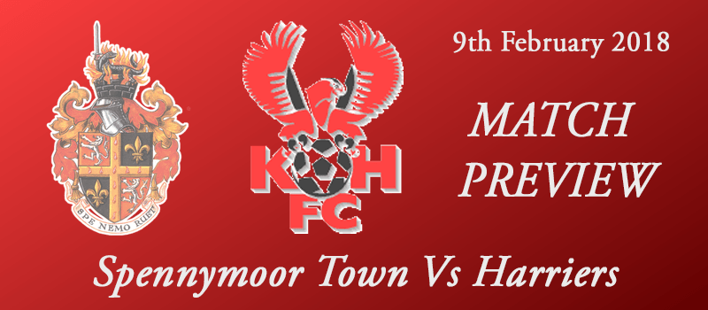 09-02-18 - Preview - Spennymoor Town Vs Harriers
