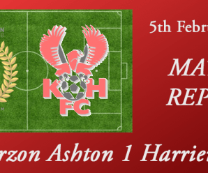 05-02-18 – Report – Curzon Ashton 1 Harriers 2