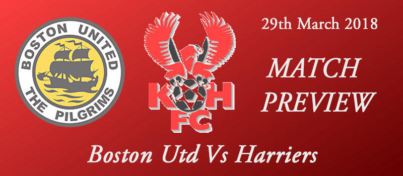 29-03-18 - Preview - Boston Utd Vs Harriers