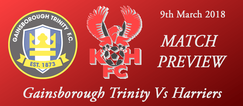 09-03-18 - Preview - Gainsborough Trinity Vs Harriers