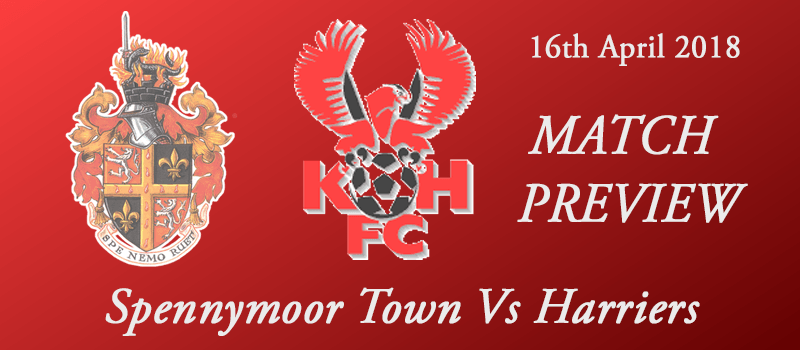 16-04-18 - Preview - Spennymoor Town Vs Harriers