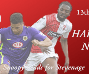 13-06-18 – News – Snoopy heads for Stevenage