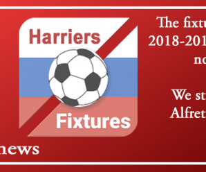 04-07-18 – News – The fixtures for the 2018-2019 season are now in