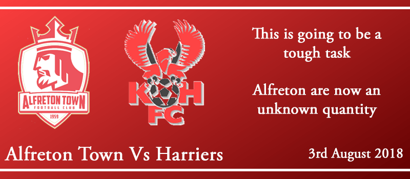 03-08-18 - Preview - Alfreton Town Vs Harriers