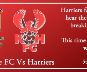 05-10-18 – Preview – FA Cup 3rd Qual Rd – Stourbridge FC Vs Kidderminster Harriers