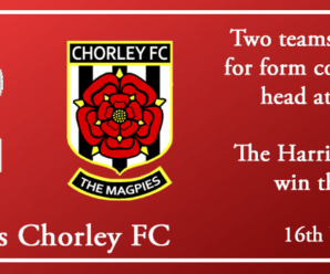 16-11-18 – Preview – Kidderminster Harriers Vs Chorley FC