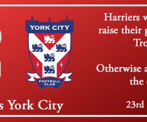 23-11-18 – Preview – Kidderminster Harriers Vs York City