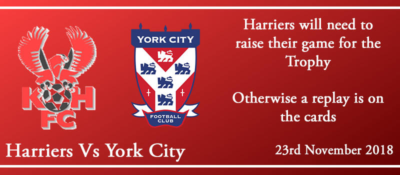 23-11-18 – Preview – Kidderminster Harriers Vs York City