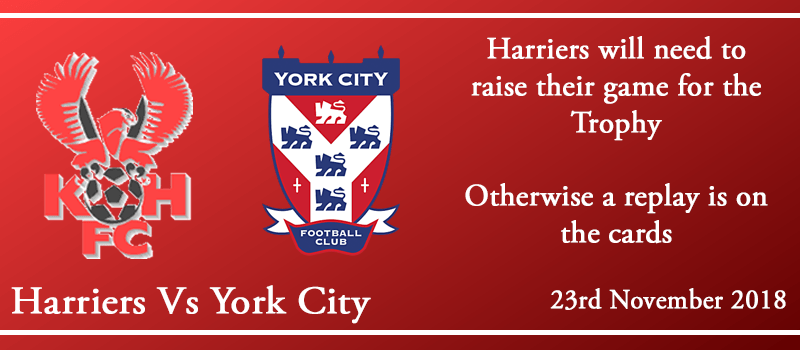 23-11-18 - Preview - Kidderminster Harriers Vs York City