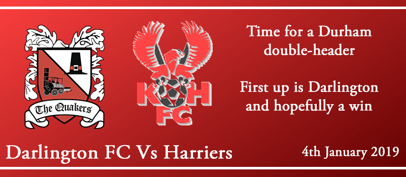 04-01-19 - Preview - Darlington FC Vs Kidderminster Harriers