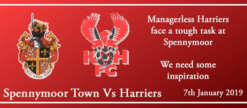 07-01-19 - Preview - Spennymoor Town Vs Kidderminster Harriers