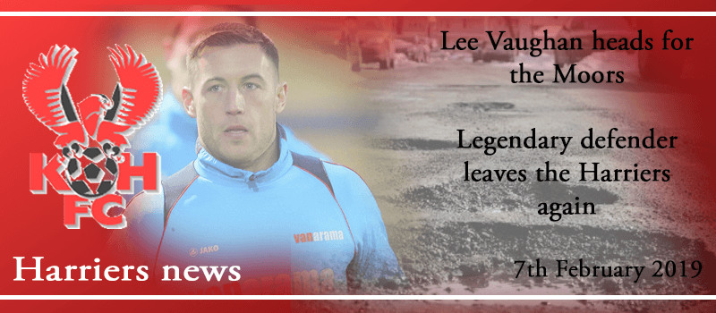 07-02-19 - News - Lee Vaughan heads for the Moors