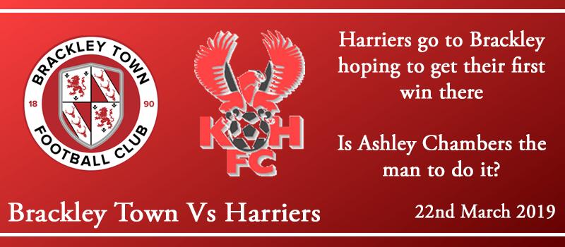 22-03-19 - Preview - Brackley Town Vs Kidderminster Harriers