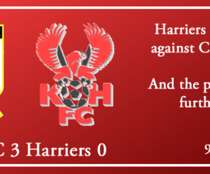 09-03-19 – Report – Chorley FC 3 Kidderminster Harriers 0