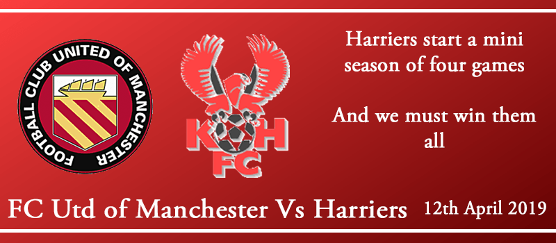 12-04-19 - Preview - FC Utd of Manchester Vs Kidderminster Harriers