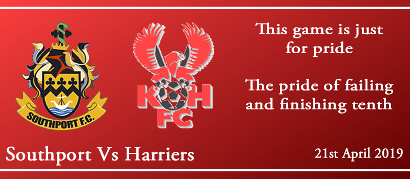 21-04-19 - Preview - Southport Vs Kidderminster Harriers