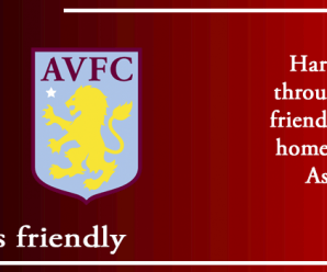 10-07-19 – Friendly – Harriers 3 Aston Villa U23's 1