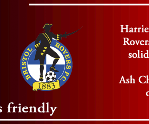 13-07-19 – Friendly – Harriers 1 Bristol Rovers 1