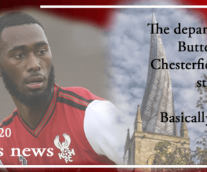 19-08-20 – News – The departure of Milan Butterfield