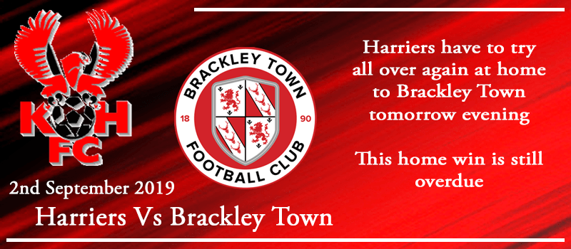 02-09-19 - Preview - Kidderminster Harriers Vs Brackley Town