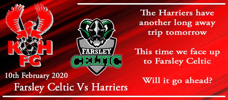 10-02-20 - Preview - Farsley Celtic Vs Kidderminster Harriers