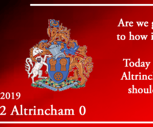 14-09-19 – Report – Kidderminster Harriers 2 Altrincham 0